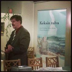 #Keksintulva #kirjanjulkkarit #ErikWahlberg #PenttiKerola #TapaniRantala. #AnttiKeksi #1600luvun #kansanrunoilija #Tornionjokilaakson #kirjailijoita
