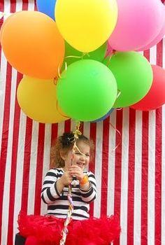 Idee: om foto te maken met tros ballonnen en gebruiken voor uitnodigingen verjaardag Peuter. ||  #photography #ideas