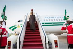 3 Things achieved during Buharis 10-Day Holiday to London