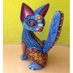 Agustin Cruz Jr: Cat | CulturalArt.org