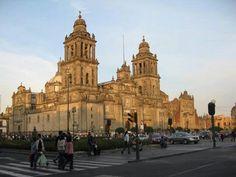 Catedral Metropolitana, Ciudad de Mexico