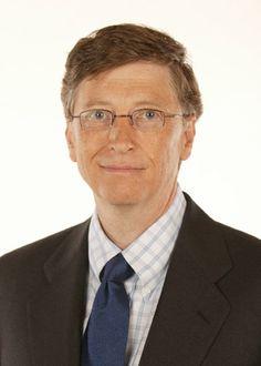Born in '55 - Bill Gates