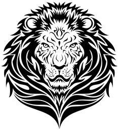 Lion Tattoos | Leo, Head, Lion Of Judah And Tribal Lion Tattoo Art