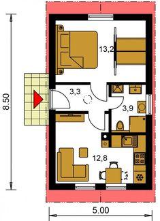 House Illustration, Tiny House, Floor Plans, House Design, Moldings, Dreams, Interior, Life, Home Plans