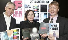 Folio Prize Announces Inaugural Shortlist Of Eight Books