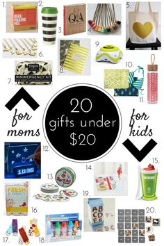 These 20 gifts under