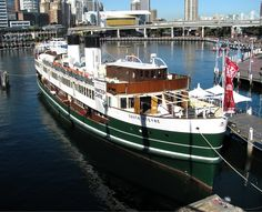 Sydney Ferries, Living On A Boat, Ferry Boat, Darling Harbour, Tug Boats, Sydney Harbour Bridge, Fishing Boats, Explore, Building