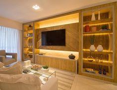 Inspiração para sala de estar! Amei  Projeto by Patricia Weeler Foto by Mariana Machado. @_decor4home