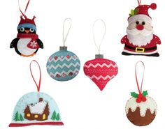 Affordable Diy Fabric Ornament For Christmas Decor Sewing Kits To Make Felt Christmas Bauble Decorations inside [keyword Fabric Ornaments, Felt Christmas Ornaments, Christmas Tree Decorations, Felt Crafts, Fabric Crafts, Christmas Crafts For Adults, Sewing Projects For Beginners, How To Dye Fabric, Craft Kits