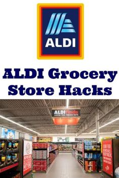Aldi Grocery Store, Aldi Shopping, Shopping Places, Savings And Investment, Dollar Store Hacks, Making Life Easier, Money Matters, Money Saving Tips, Things To Know