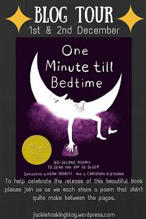 On Point: One Minute till Bedtime: Blog Tour