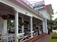Pinehurst, NC in North Carolina