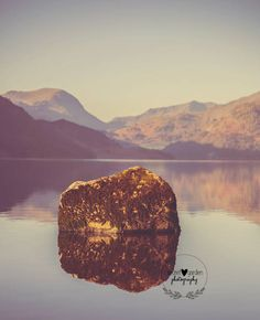 lake district photograph, photo print, landscape photo, whimsical fine art photography, lensbaby, british landscapes, uk nature print, decor by secretgardentwo on Etsy