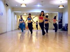 Line Dance - Get Down On It 2011 - YouTube
