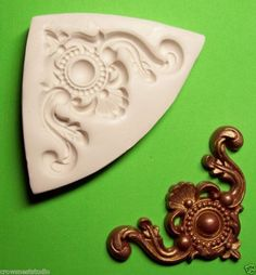 Molds for Sculpey Clay | Molds are made of polymer clay for use with polymer clay.