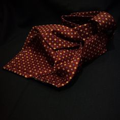 Look what just came from Naples! Welcome to you 5 fold E. Marinella Tie