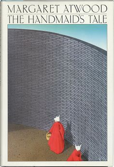 Margaret Atwood's The Handmaid's Tale made a lasting impression on me. And this is the edition I have.