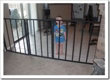 Diy Custom Length Baby Gate Materials Pvc Pipes Square