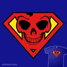 SuperSkull #Superman #skull