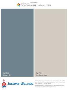 Coordinating Colors With Agreeable Gray New House In - Essential Steps To Gray Living Room Paint Colors Sherwin Williams Accent Walls Essential Steps To Gray Living Room Paint Colors Sherwin Williams Accent Walls Coloradorockiescp Com Home D Blue Gray Paint, Blue Paint Colors, Room Paint Colors, Paint Colors For Living Room, Paint Colors For Home, Blue Grey Paint Color, Family Room Colors, Blue Gray Bedroom, Exterior Paint Colors For House
