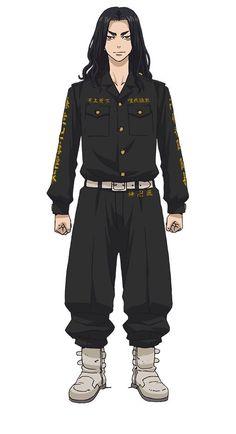 Touken Ranbu Characters, Hxh Characters, Cute Anime Boy, Anime Guys, Anime Gangster, Anime Black Hair, Anime Titles, Tokyo Ravens, Digital Art Girl