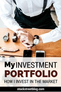 Learn how I invest my personal money.