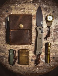 Huckberry, your destination for handpicked EDC Everyday Carry Prepper Survival Gear. Edc Tools, Survival Tools, Survival Prepping, Survival Quotes, Survival Bow, Urban Survival, Outdoor Survival, Outdoor Gear, Tactical Knives