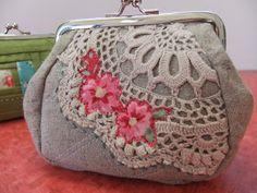 clothwork: Pretty purses