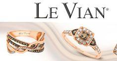 The Lure Of Chocolate Diamond Jewelry #Chocolate_Diamonds