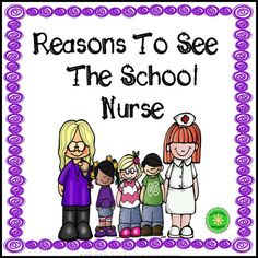 If your students are always asking to see the school nurse, then this story is for you. This story explains to students the 7 B's  to see the school nurse and how the teacher is able to assist with most issues. Let's stay connected! Please consider liking my page on Facebook for the latest updates:  The Sunny Sunshine Student Support Store***Please know that I spend a lot of time researching, creating, writing, and proofreading my work.