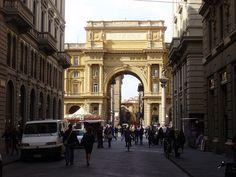 Piazza della Repubblica by Jean Vaillancourt, via Flickr