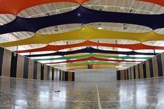 Con un gran fiesta de colores la Ciudad Deportiva Gran Mariscal de Ayacucho recibirá a los asistentes de la #FitVen2014