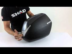 The new SHAD SH36 Side Cases. Their revolutionary side case design can easily accommodate an XXL full face helmet. For dealership enquiries please drop us a line at info@motoziel.com or call us @ +91 8130624400! #MotozielRetail