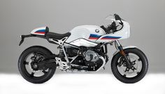 """2017 BMW R nineT Series In 2013 BMW acknowledged the """"less is more"""" attitude among many motorcyclists, and responded with the R nineT, a model that has enjoyed ongoing success. Motivated by this positive response, BMW Motorrad now presents the R nine T Racer"""