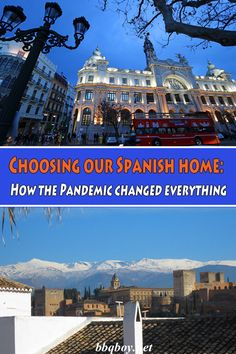 We thought we had our home in Spain figured out. The Pandemic changed everything #bbqboy #Spain #coronavirus #expat