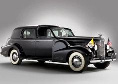 Fleetwood Cadillac Series 90 V16 Town Car 1938