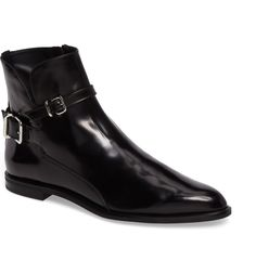Main Image - Tod's Pointy Toe Bootie (Women)@Nordstrom us$995