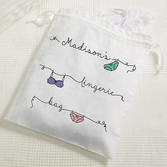 For Your Eyes Only Personalized Lingerie Bag - Ladies Gifts - Ladies Gifts