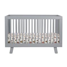 babyletto Hudson Convertible Crib-- love this one