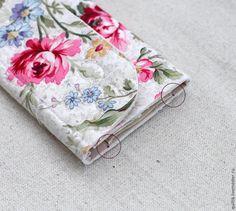Мастер-класс: шьем текстильный кошелек - Ярмарка Мастеров - ручная работа, handmade