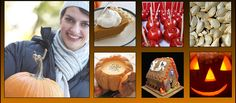 Great Halloween Recipes at halloweenrecipes101.com....everythingfrom spooky to cute and then traditional...it's all here!!!