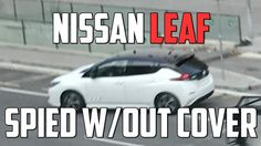 Nissan Leaf Spied without Camo | Autoblog Minute