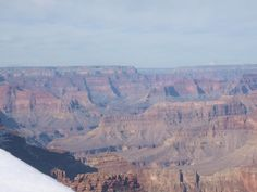 Backpacking Trip #2-The Grand Canyon-December 2011