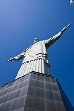The iconic image of Christ The Redeemer.