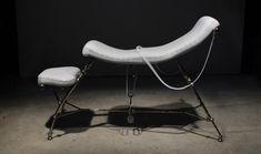 Mark Brazier-Jones : Furniture : Flashman : Tally Ho chair
