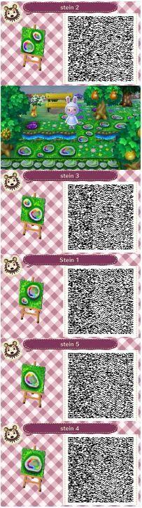 Steinweg by Primel - Kawaii animal crossing. Acnl Pfade, Kawaii, Qr Code Animal Crossing, Acnl Paths, Theme Nature, Motif Acnl, Ac New Leaf, Pokemon, Happy Home Designer