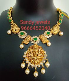 Gold Wedding Jewelry, Gold Jewelry, Jewelery, Gold N, Gold Designs, Gold Shorts, India Jewelry, Neck Piece, Necklace Designs