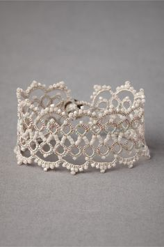 Subtle Infusion Bracelet in SHOP Shoes & Accessories Jewelry at BHLDN - This is totally tatted