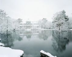 The Chrystal Palace, parque del Retiro, Madrid