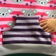 Mein erster Hoody und Mein erstes Hoodykleid, zwei weitere absoulte Basics für den Kleiderschrank! Beide Schnitte sind wieder in Größe 5...